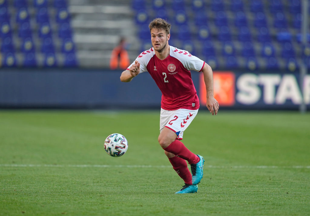 Spurs target Joachim Andersen has joined Crystal Palace