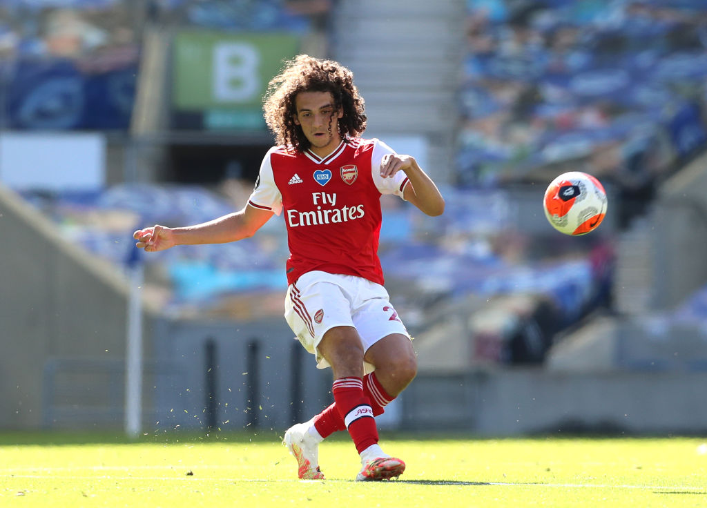 Journalist says Matteo Guendouzi is causing trouble at Marseille. Arteta was right to get rid of him
