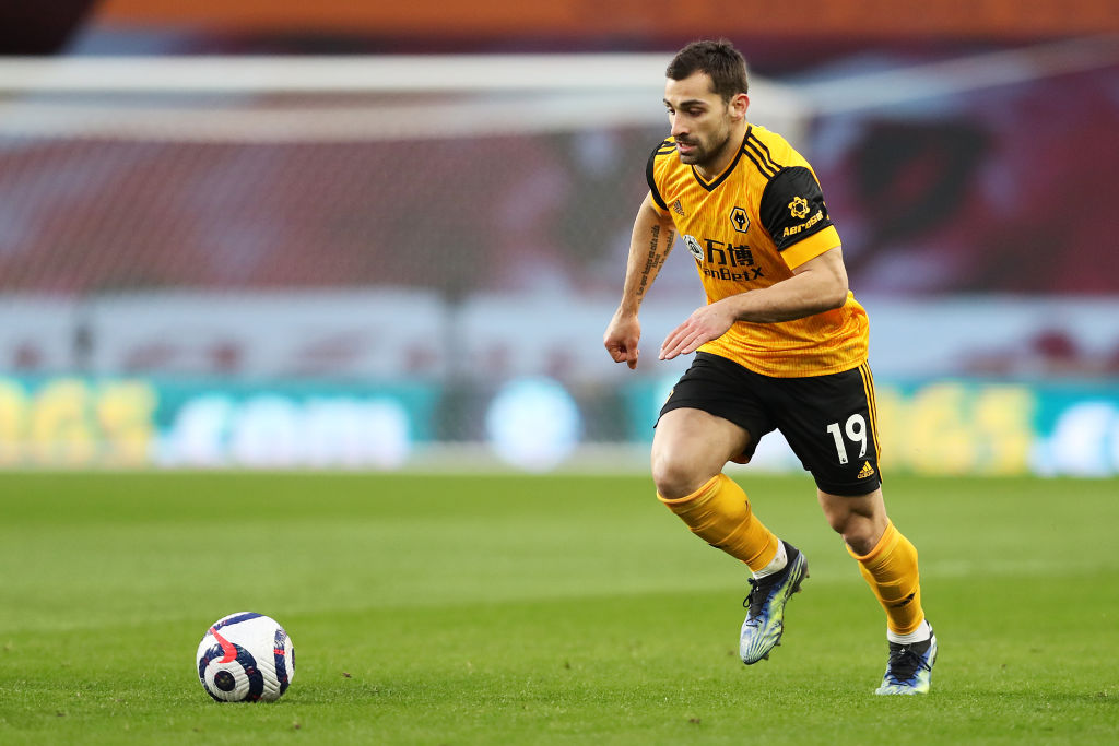 Wolves defender Jonny is wanted by Roma