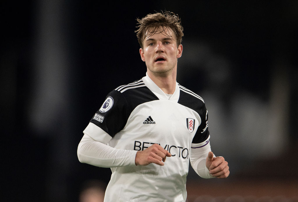 Crystal Palace are close to signing Joachim Andersen.