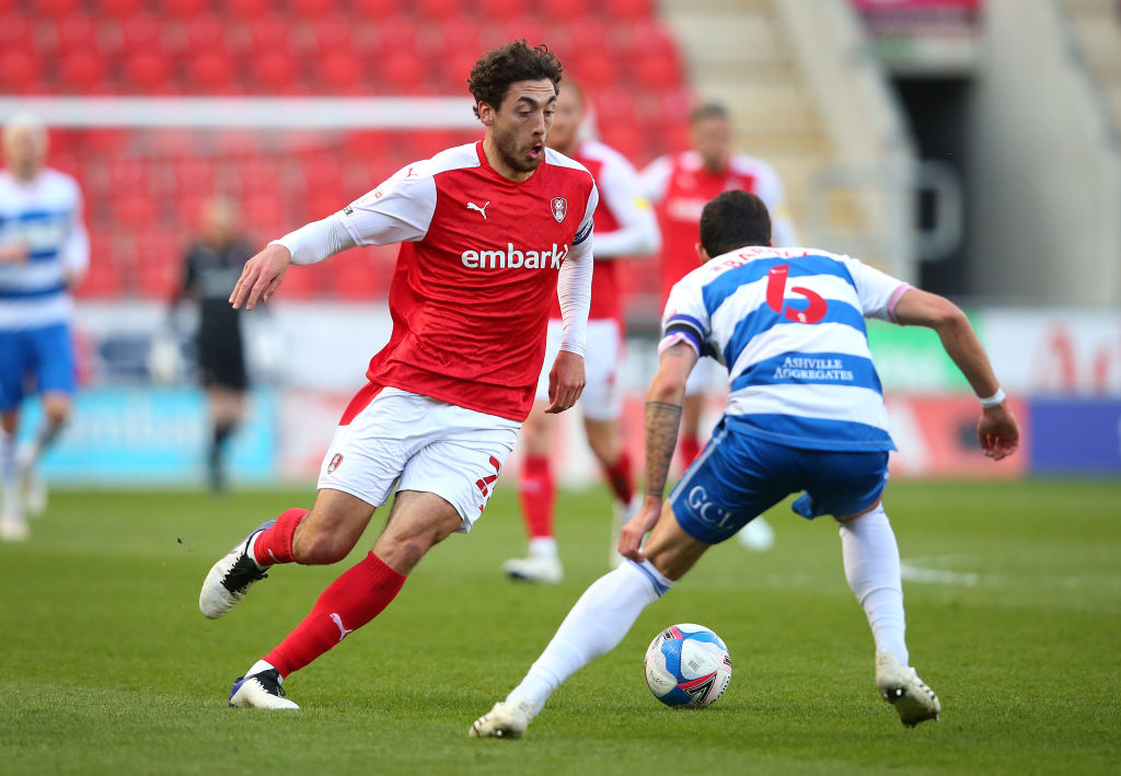 Middlesbrough are reportedly closing in on Matt Crooks