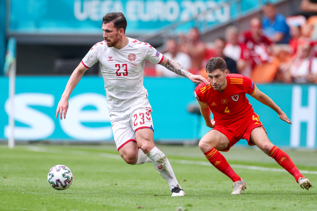Pierre-Emile Hojbjerg could become one of the Premier League's best holding midfielders