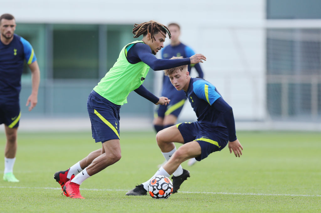 Dele Alli has impressed in Spurs' training sessions