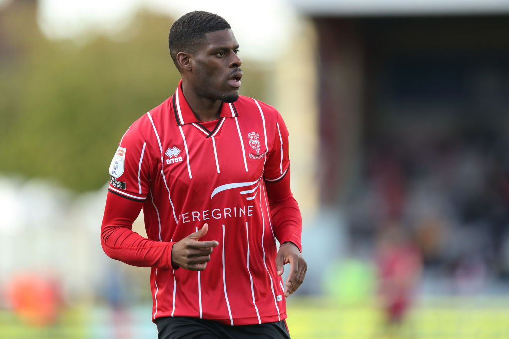Spurs have sold TJ Eyoma to Lincoln