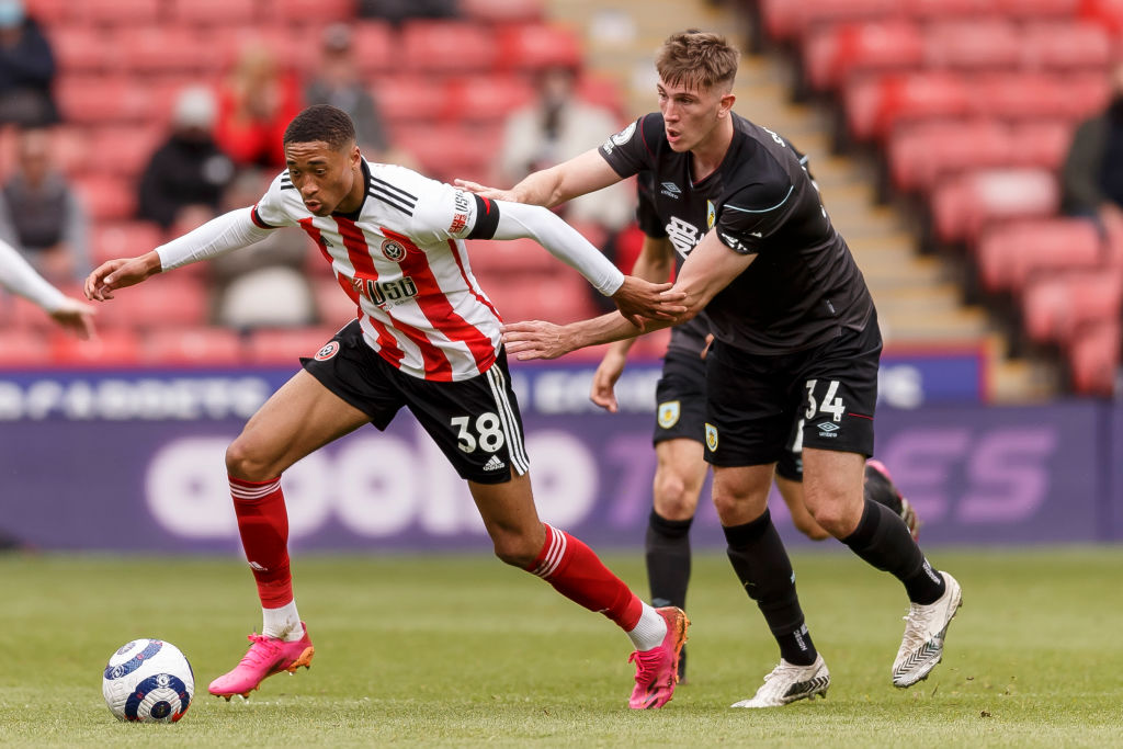 Sheffield United starlet Daniel Jebbison is wanted by Everton