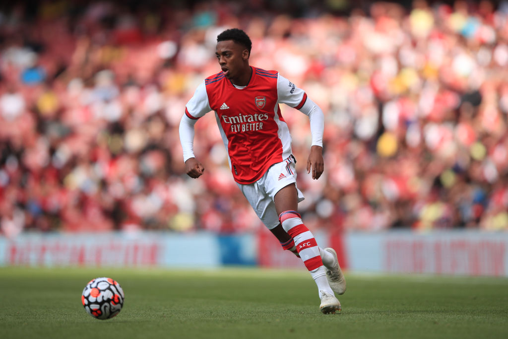 Will Arsenal part company with Joe Willock this summer?
