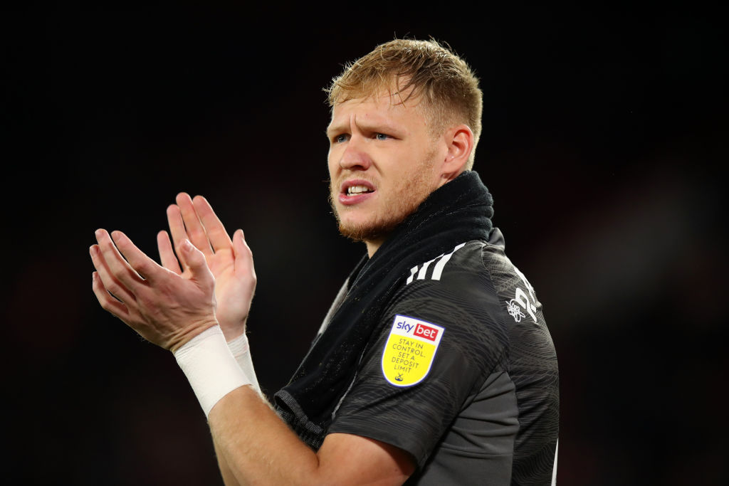 Arsenal could pay up to £6m in add-ons for Aaron Ramsdale