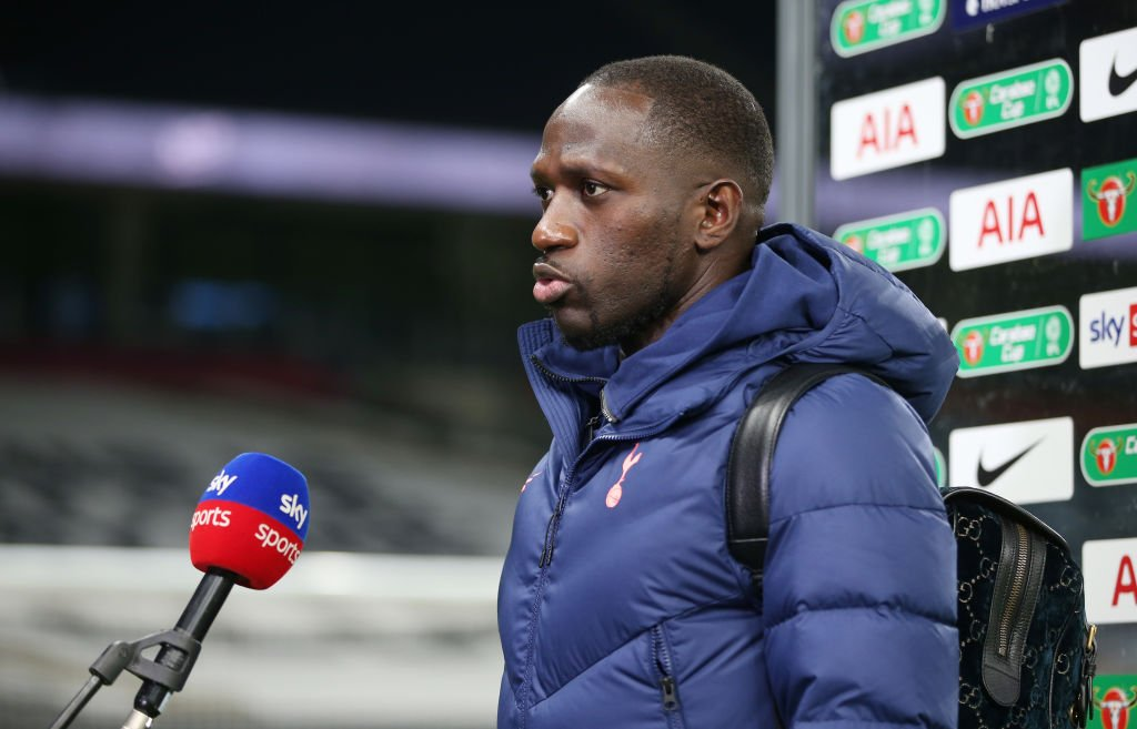 Moussa Sissoko left Spurs this week