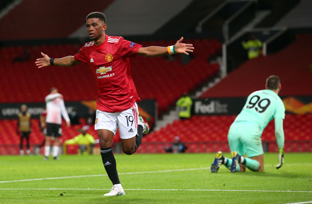 crystal palace manchester united amad diallo