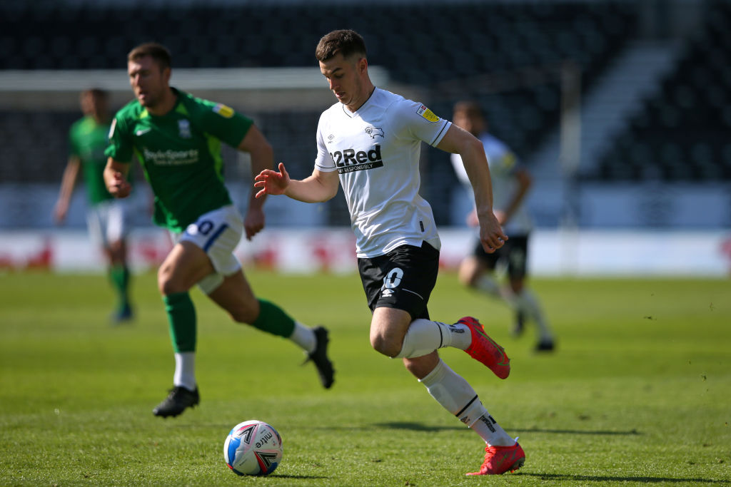 West Brom want Tom Lawrence
