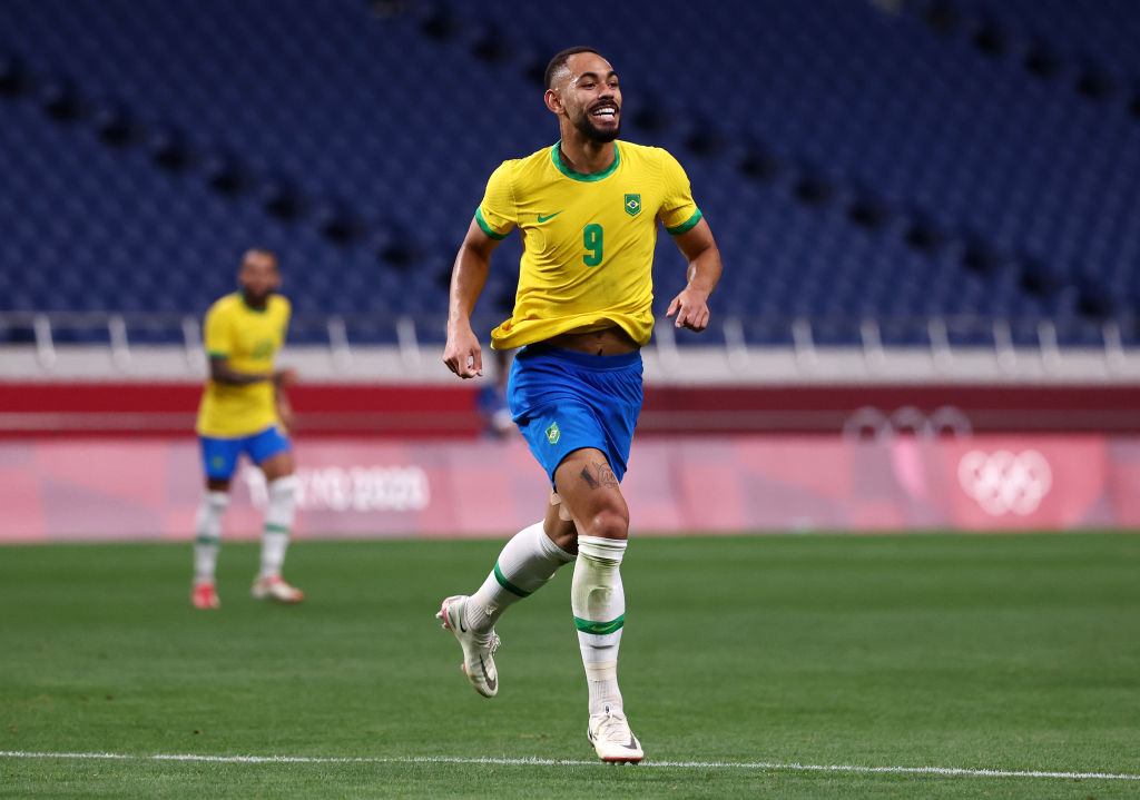 Leeds target Matheus Cunha will have to be sold this summer