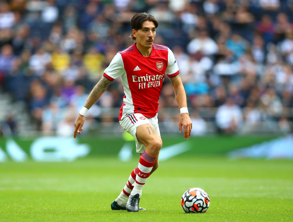 Hector Bellerin is set to leave Arsenal for Real Betis
