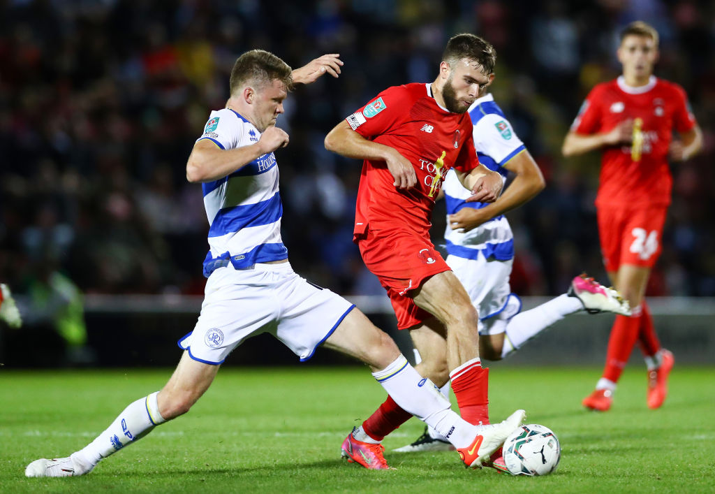 Leyton Orient v Queens Park Rangers - Carabao Cup First Round