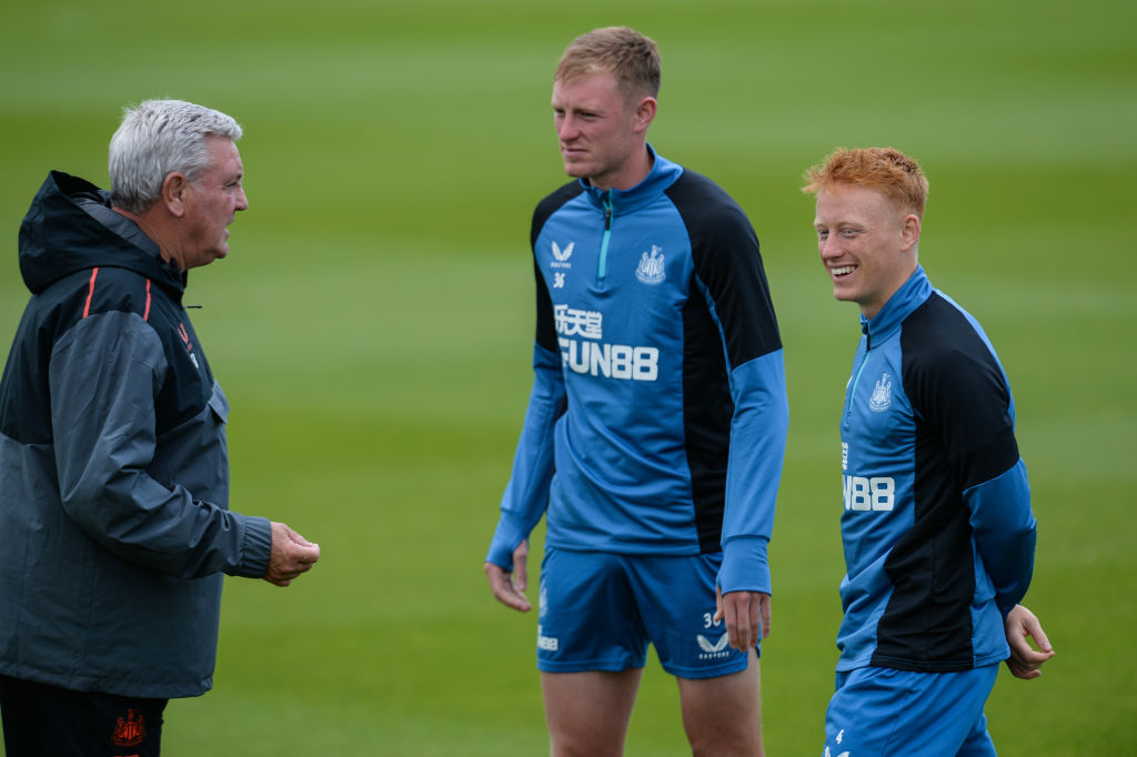 Sean Longstaff was wanted by Everton this summer