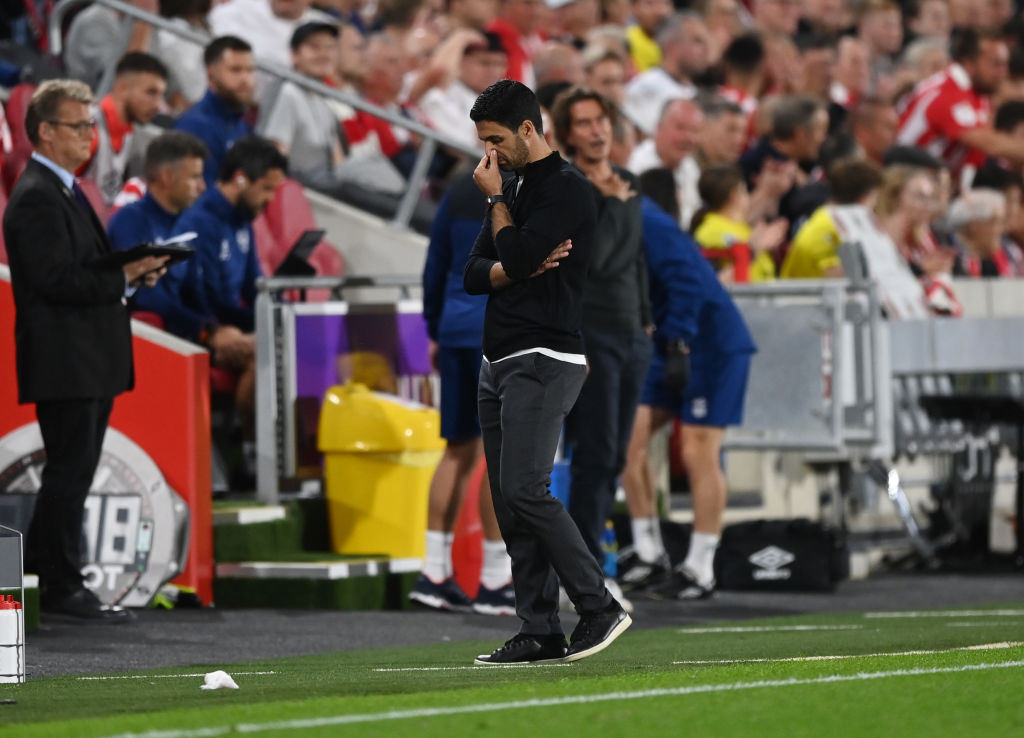 Report shares doubt Arteta has about Arsenal player; will leave permanently next year - TBR - The Boot Room - Football News