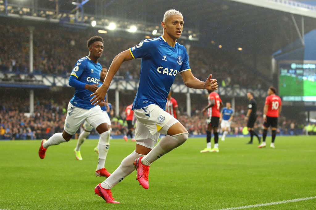 Everton beat Southampton on the opening day