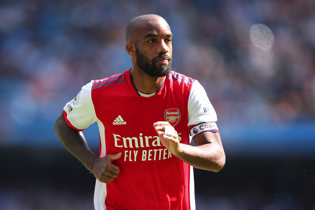 Mikel Arteta makes claim about the future of Alexandre Lacazette at Arsenal