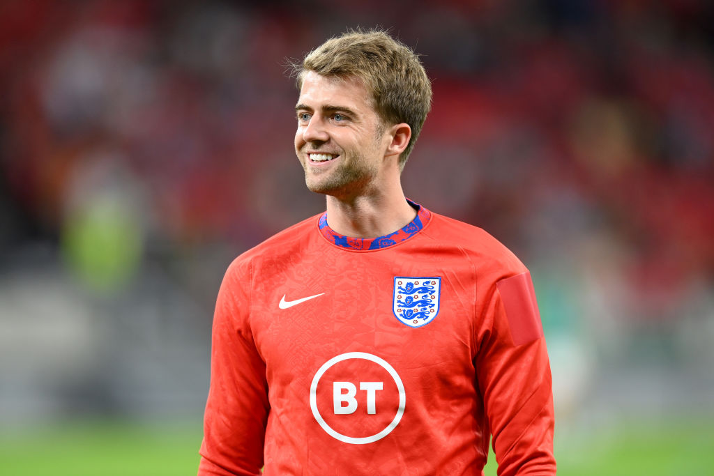 Leeds United striker Patrick Bamford has posted to Twitter following his senior debut for England over the weekend.