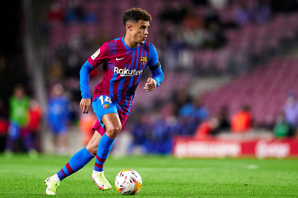 Newcastle United have been linked with Philippe Coutinho