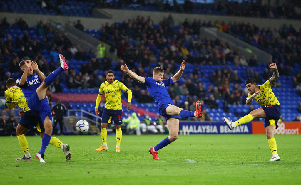 Cardiff City v West Bromwich Albion - Sky Bet Championship