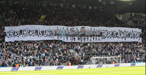 newcastle safe standing