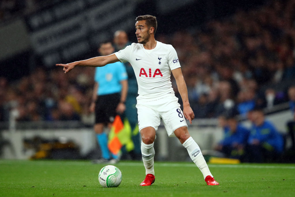 Tottenham fans have their say on struggling Harry Winks