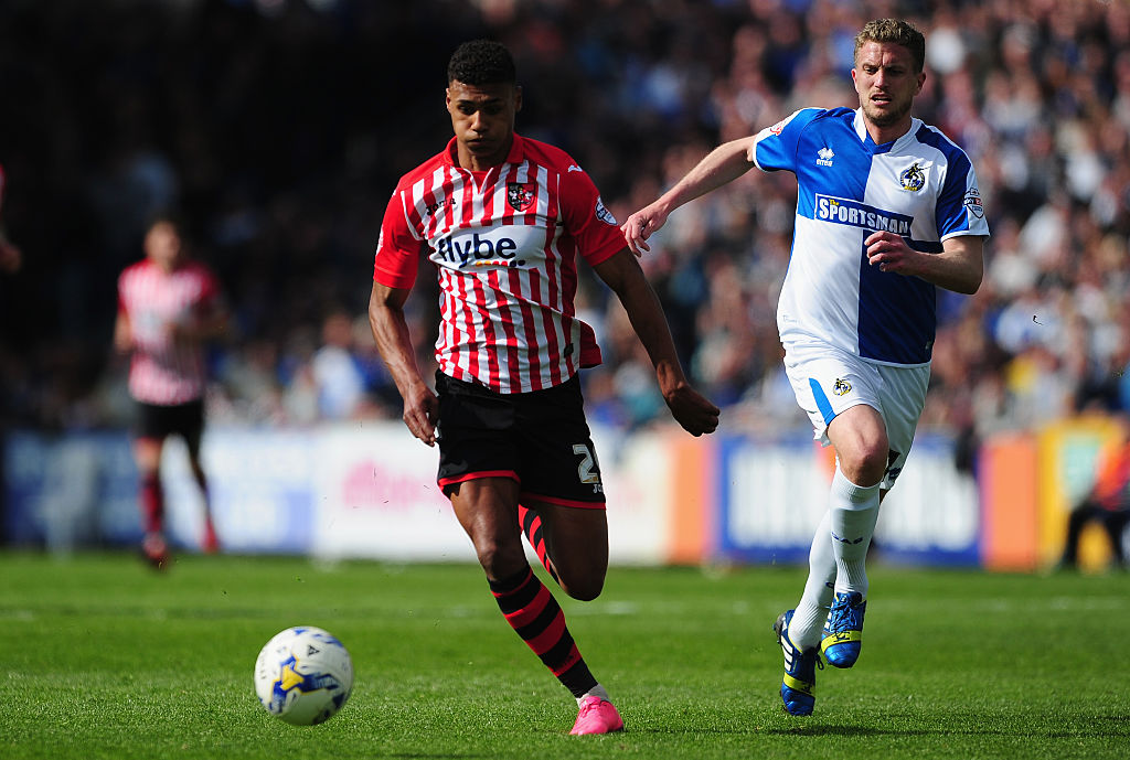 Bristol Rovers v Exeter City - Sky Bet League Two